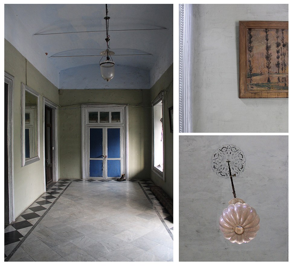 hundi light, glass lamp, motif, art