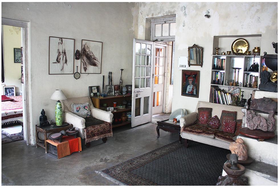 Interior Design, Delhi, Handloom, Glass painting, vintage