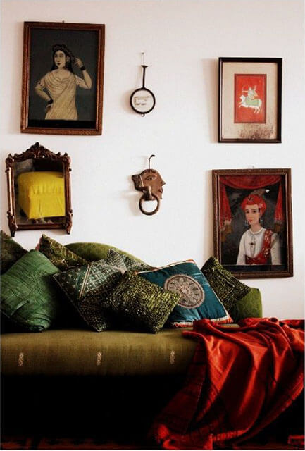 India-art-daybed-cushions