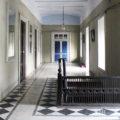 hallway, Indian interiors, limewash