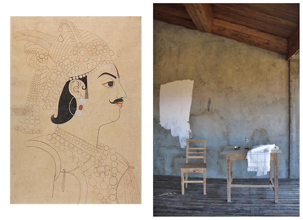 Indian art, Mughal, rustic, natural decor, India design,