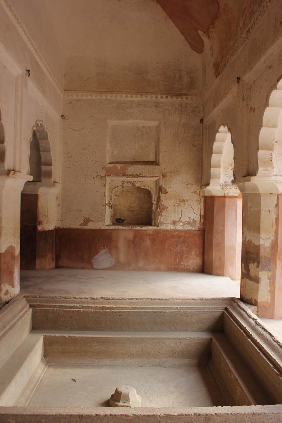 orchha, stone, jahangir mahal, design