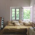 Malkha, Hyderabad, Interior Design, Natural, Vernacular, Organic design, cotton furnishings